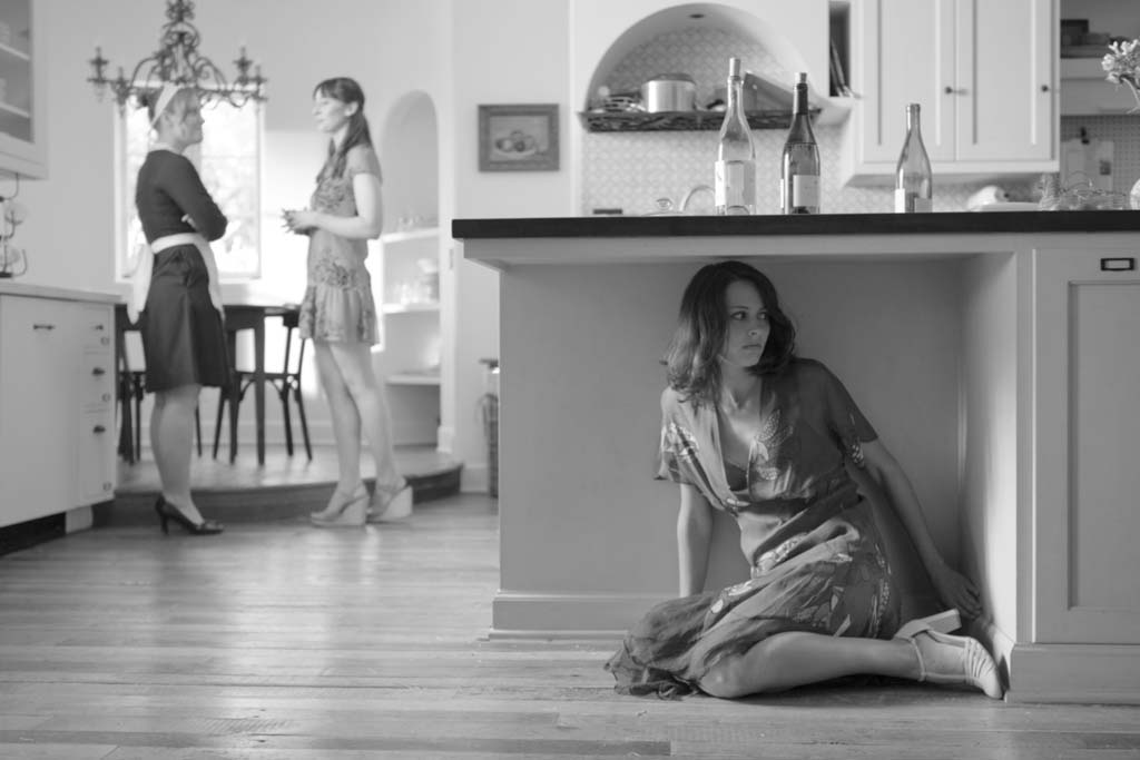 """Amy Acker in Joss Whedon's, """"Much Ado About Nothing."""" Photo by Elsa Guillet-Chapuis"""