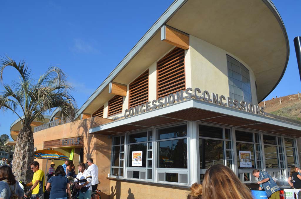 Moonlight Beach upgrades make debut