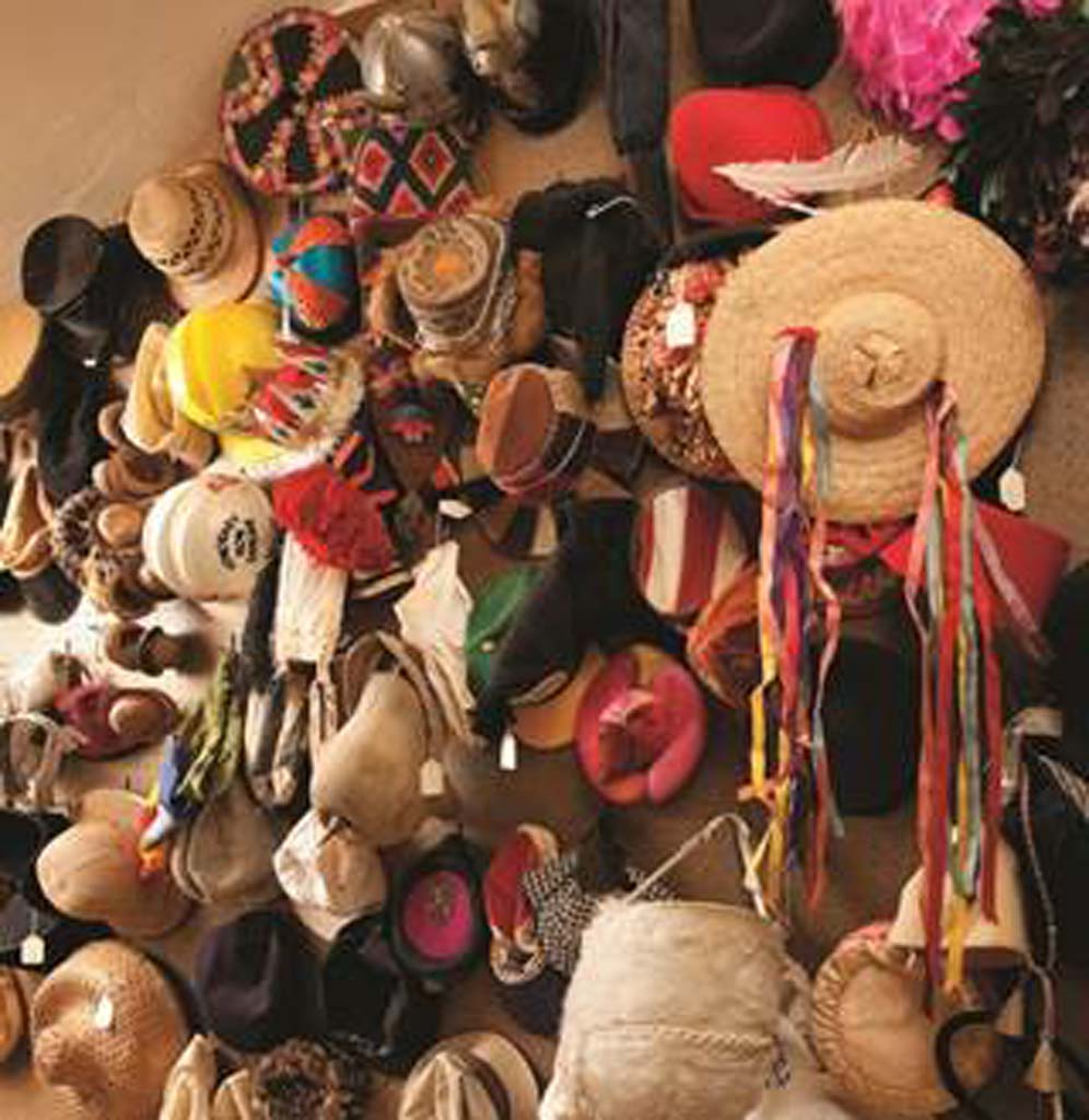 "Theodore Geisel's, aka Dr. Seuss's collection of hats will be on display in La Jolla in July. The famous hat collection inspired ""The 500 Hats of Bartholomew Cubbins."""
