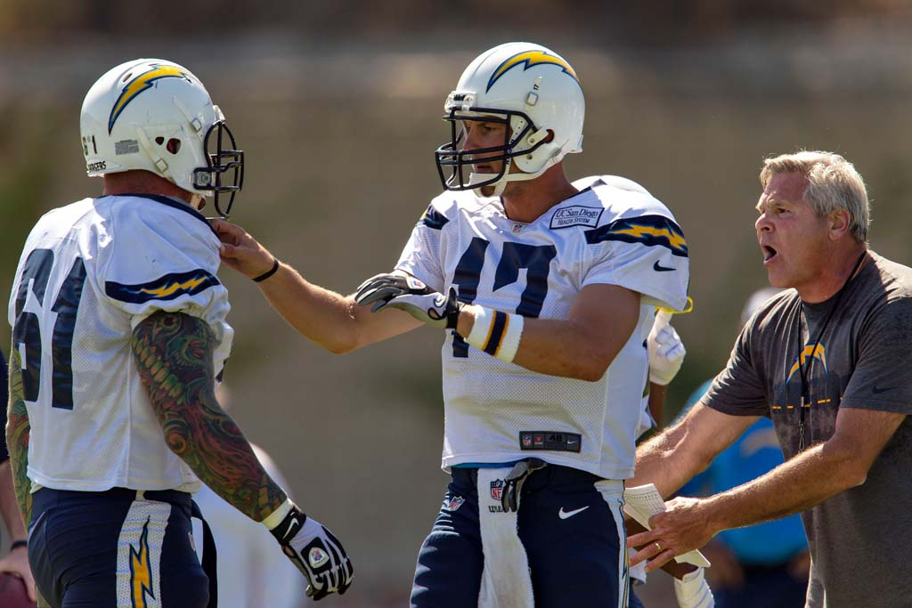 Chargers Training Camp 2013 The Coast News Group