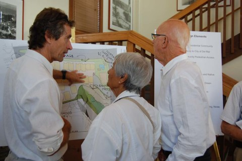 New Del Mar housing project unveiled at open house