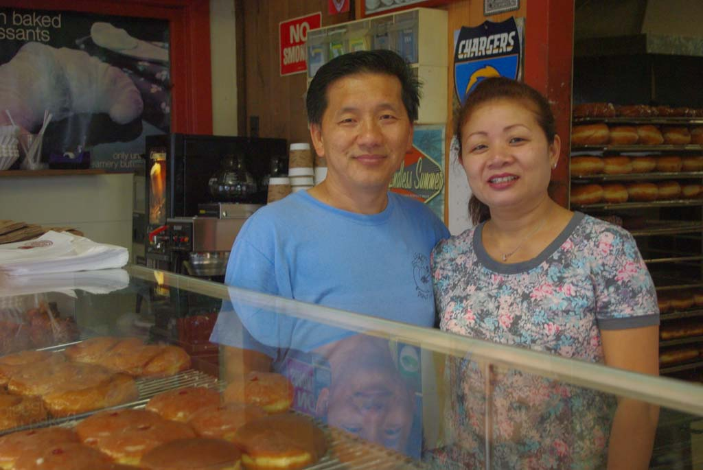 Put some fun in your morning at Leucadia Donuts