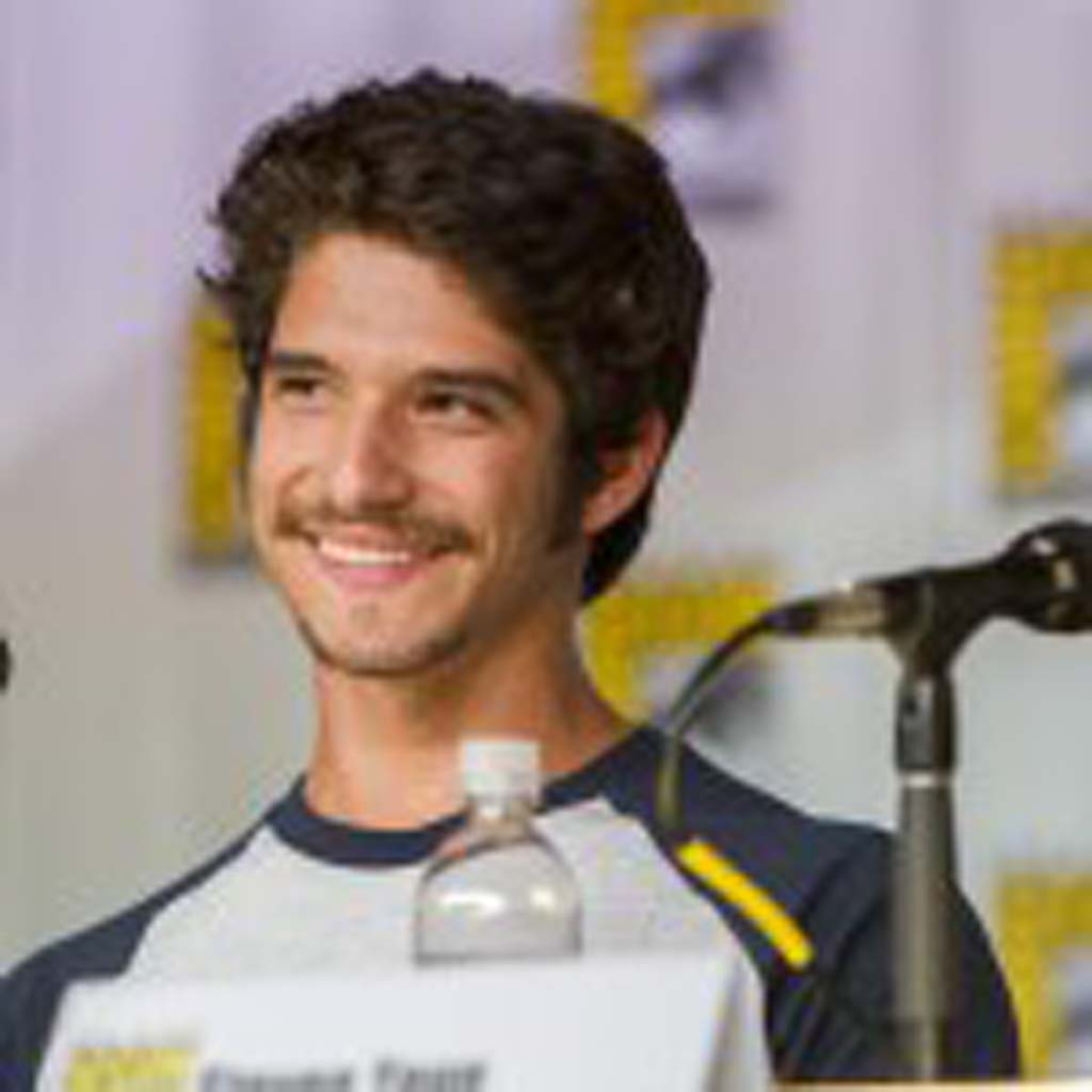 "Actor Tyler Posey ""Teen Wolf"" appears at Entertainment Weekly's Brave New Warriors panel at Comic-Con. Photo by Daniel Knighton"