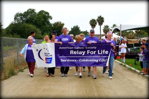 Relay for Life races to raise funds for cancer treatment, research