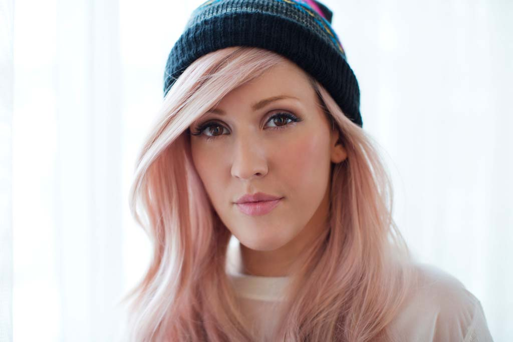 Shining light on Ellie Goulding