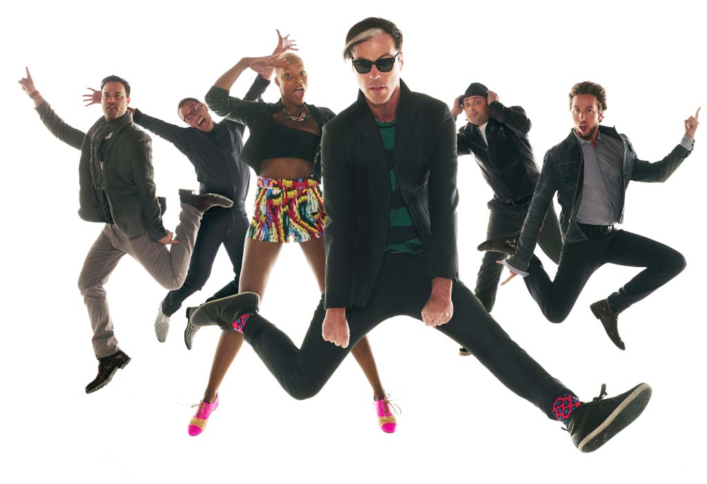Fitz and the Tantrums will be performing at the Del Mar Racetrack concert series June 26. Courtesy photo
