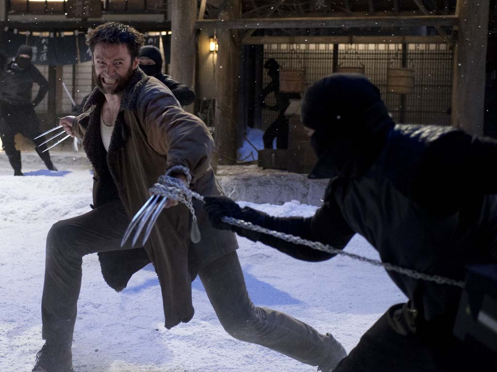 Film Review: 'The Wolverine' shows signs of life