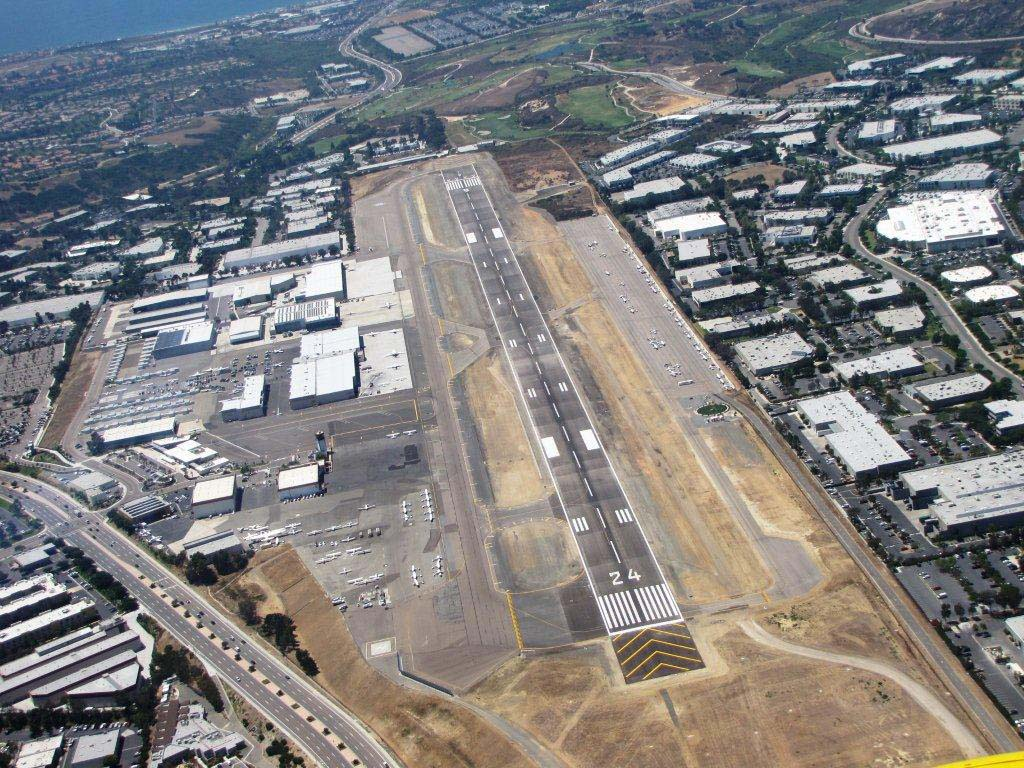 County studies Carlsbad airport for enhancements