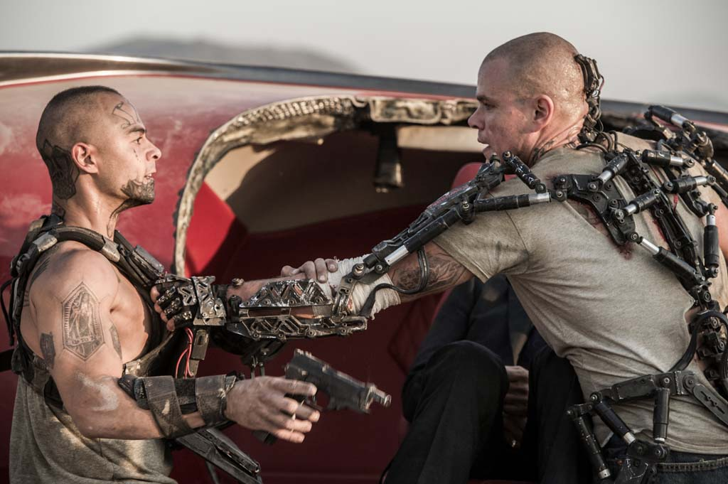 Film review: Elysium' leaves more questions than answers