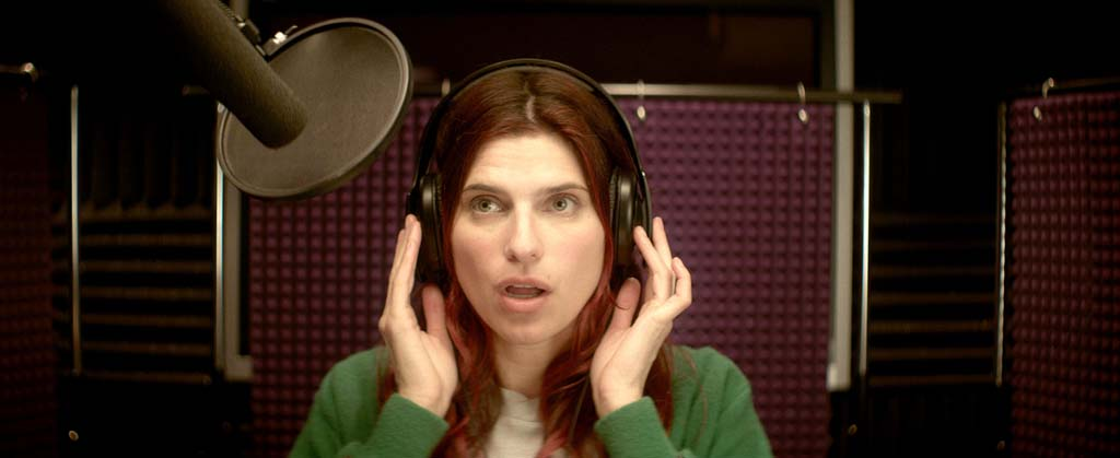 """Lake Bell writes and stars in the new comedy """"In A World..."""" now in theaters. Photo by Seamus Tierney"""