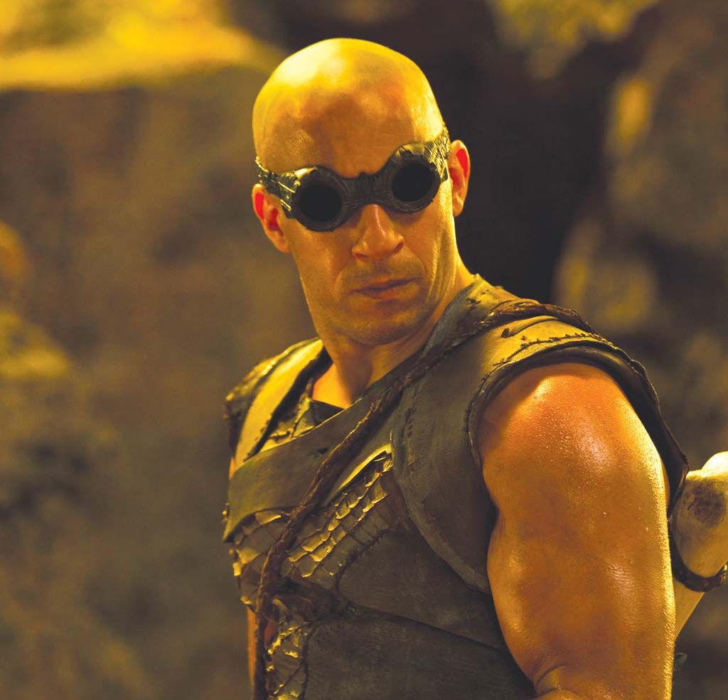 Film Review: 'Riddick' returns to violent roots