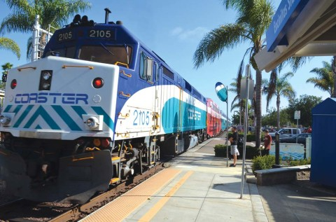 Amtrak's Surfliner poised to stop at more Coaster stations