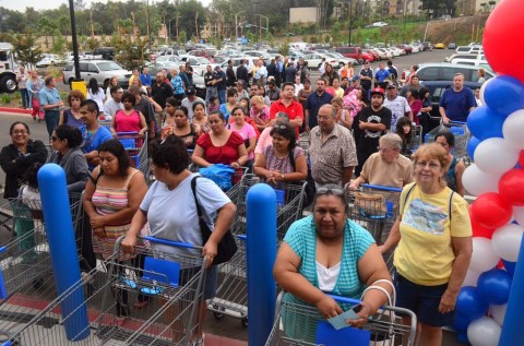 Escondido welcomes Walmart to the city