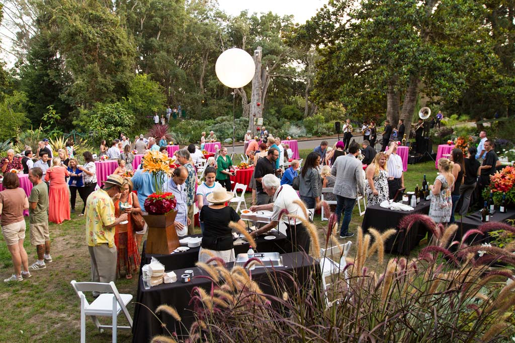 The 14th Annual Gala in the Gardens took place on Sept. 7. Photo by Daniel Knighton