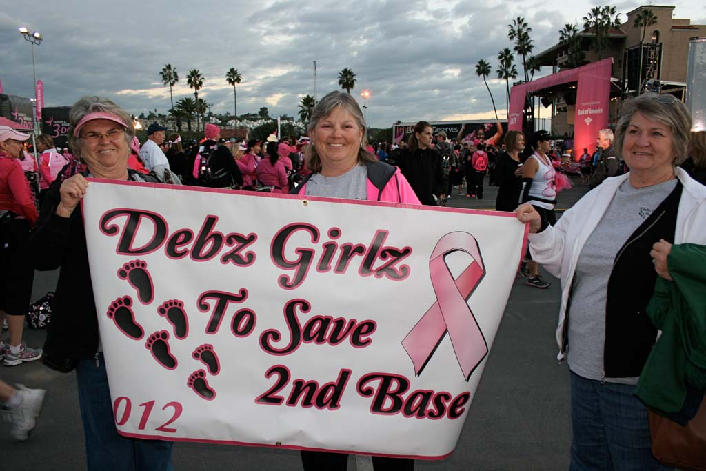 Countdown to Susan G. Komen 3-Day walk begins