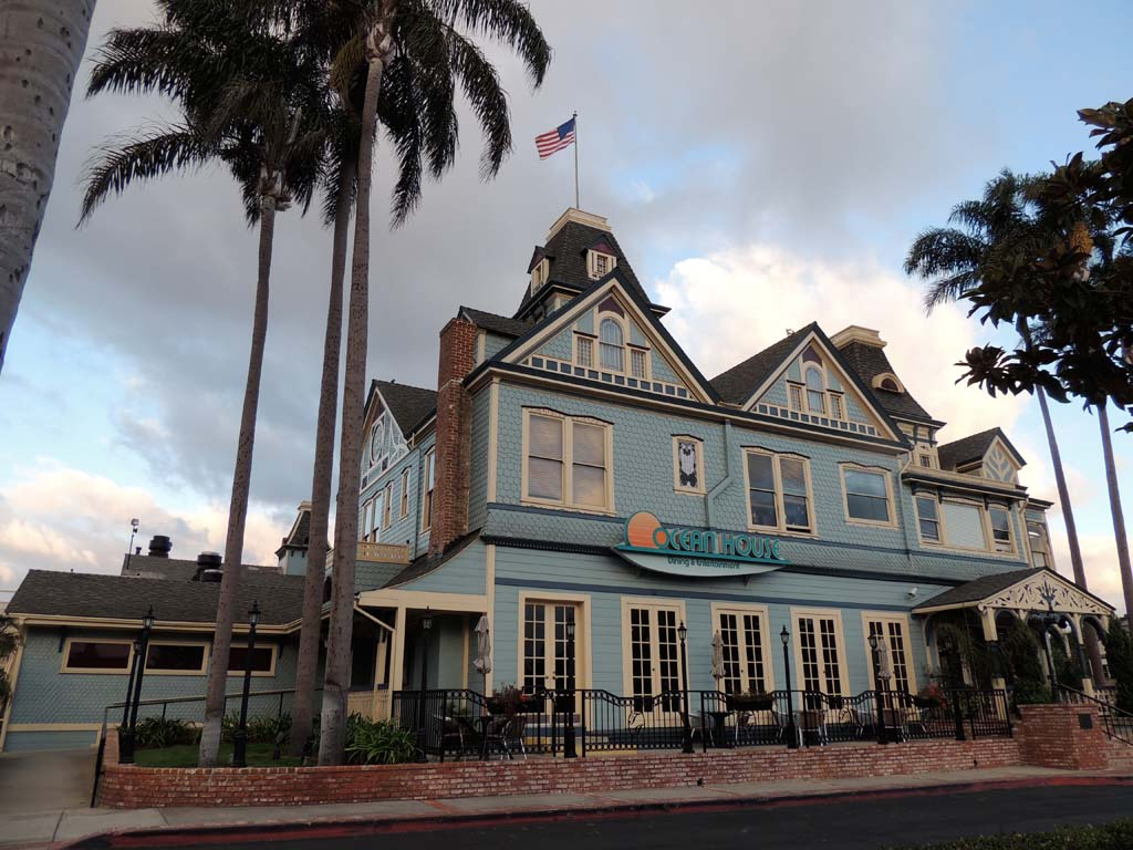 Sun Diego enters a lease agreement with Sima Management Corp. to take over the Victorian mansion in Carlsbad. A statement didn't specify when the surf shop would move into the location. File photo by Rachel Stine