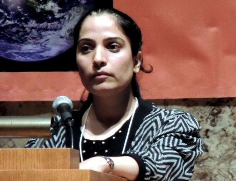 Afghan activist to share her story in San Diego