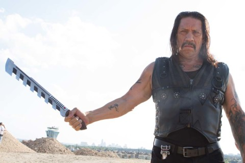 Film review: Cult status is what  propels 'Machete' sequel