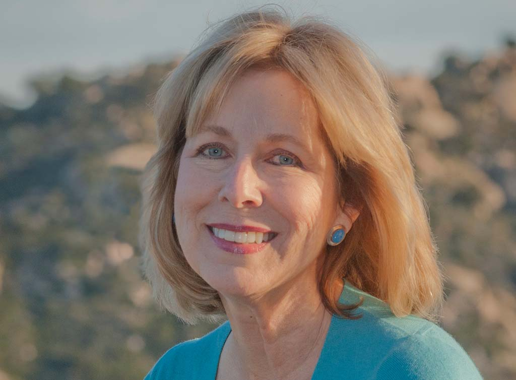 """Journalist Sandra Millers Younger spent 10 years researching and interviewing more than 100 survivors, families of victims and first responders for her book, """"The Fire Outside My Window: A Survivor Tells the True Story of California's Epic Cedar Fire."""" A survivor of the fire herself, she will be at Barnes & Noble in Encinitas at noon Oct. 27 for a book signing. Courtesy photo"""