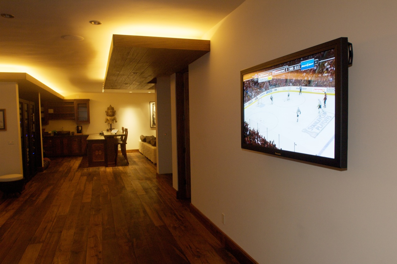 """Bring your home into the 21st century. Have Southwest Audio Visual turn you house into a """"smart"""" house."""