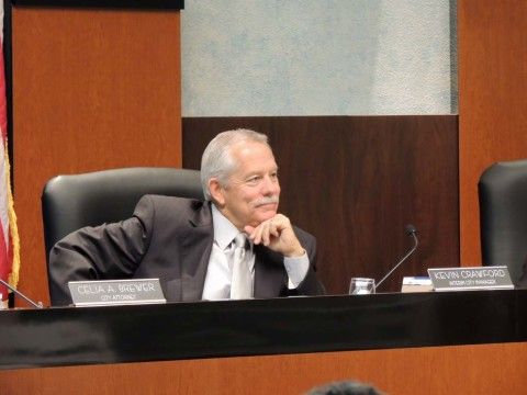 Carlsbad's fire chief named interim city manager