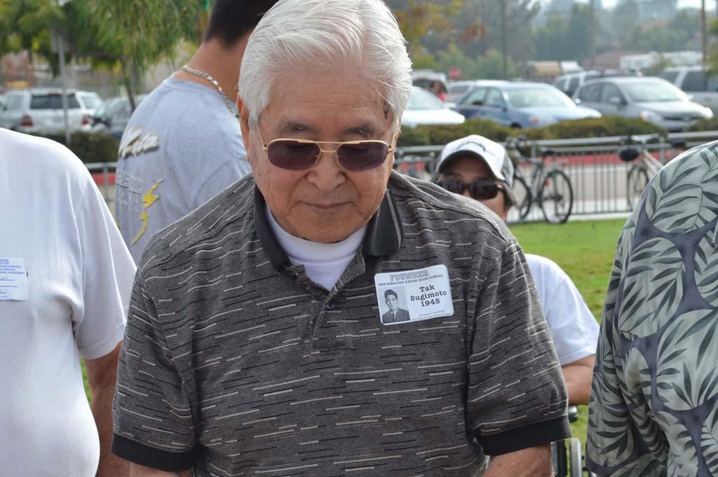 Japanese-American man recalls journey from WWII internment camp to home