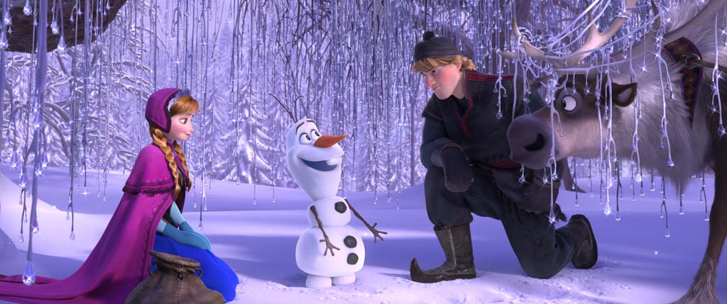 Disney's magic is in full display with 'Frozen'