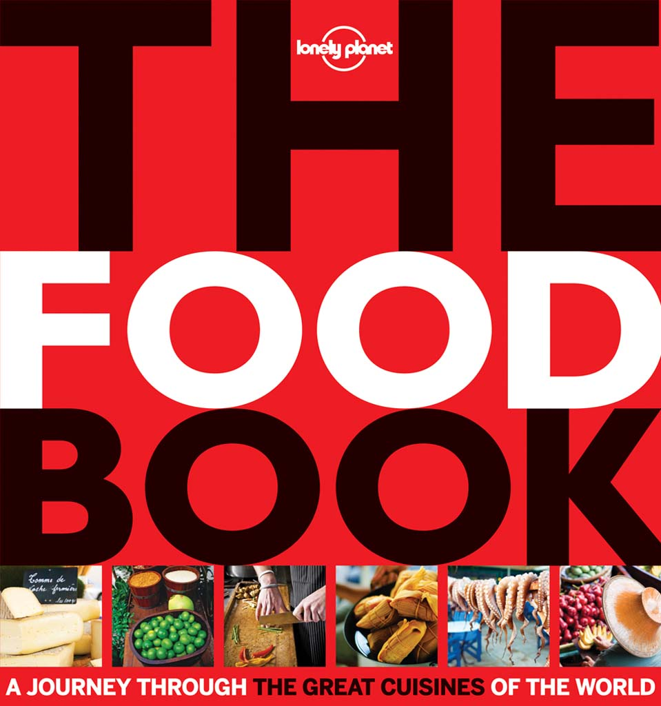 "Lonely Planet's ""The Food Book"" is a one-stop culinary reference providing insights into the culture, history and the essential cuisine of 47 countries. The 888-page book, with its hundreds of color photos of food and people, is a great gift for the traveler or foodie.  Courtesy photos"