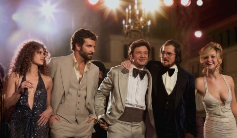 Film Review: 'American Hustle' a charming semi-serious, semi-funny character study