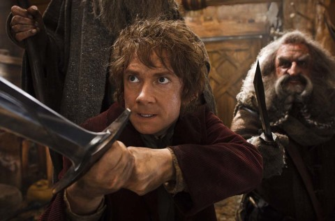 Film review: A spectacular journey worth taking with 'Hobbit' sequel