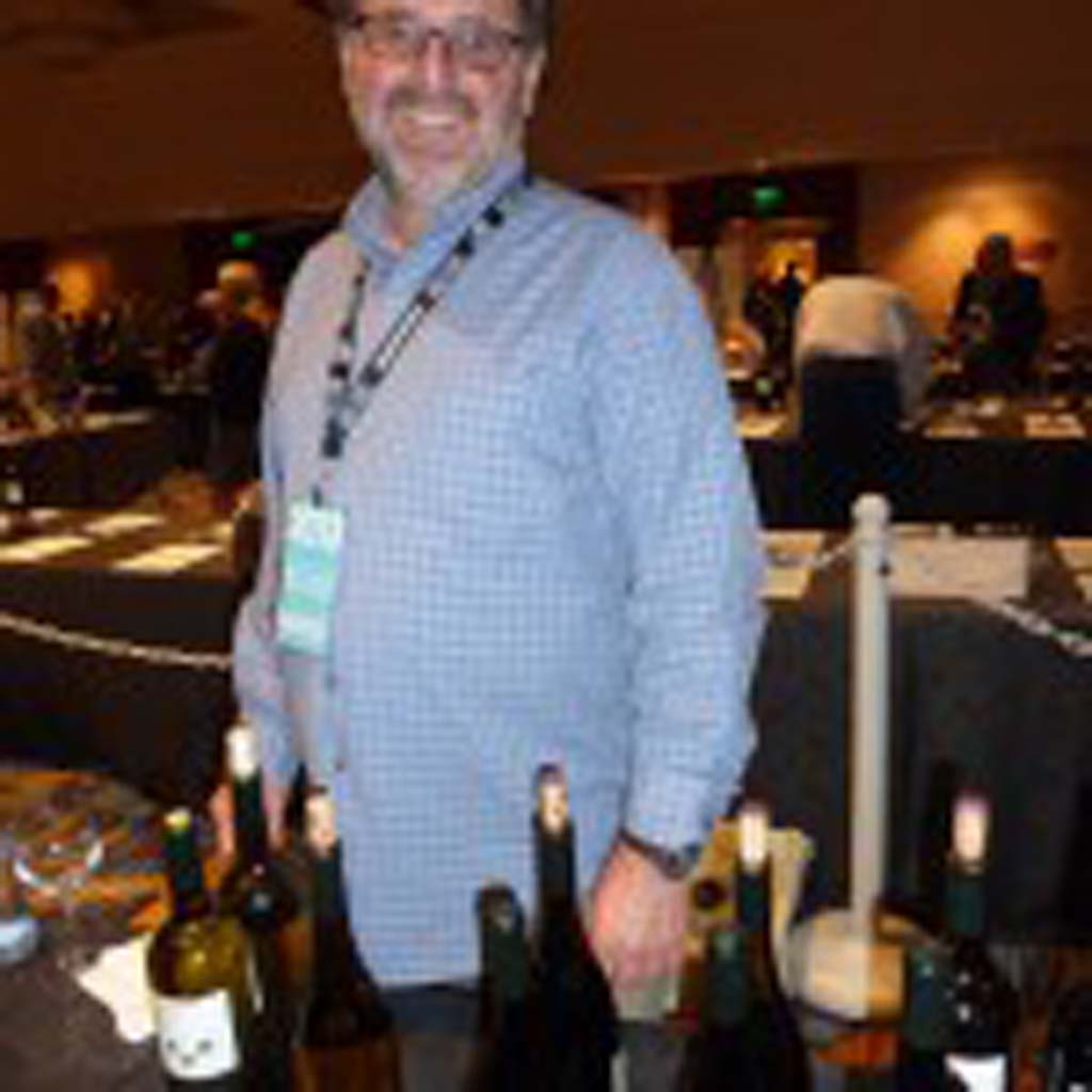 Jeff Gaffney of Saxon Brown in Sonoma headed a host of wine stars at the San Diego Bay Wine & Food Festival.