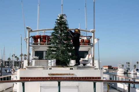 Parade of Lights set to sail around Oceanside Harbor