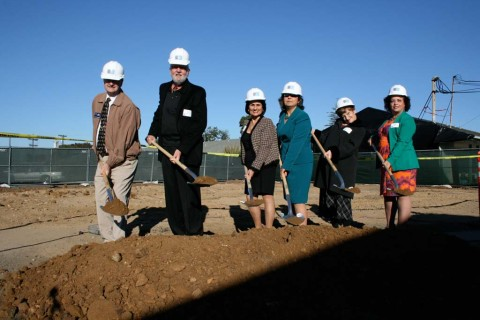 North County Health Services breaks ground on new pediatrics building