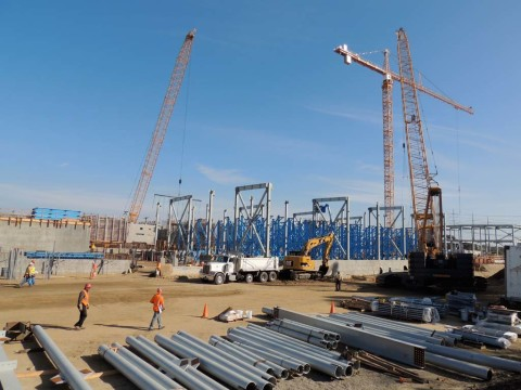 Desal plant to be completed in 2016