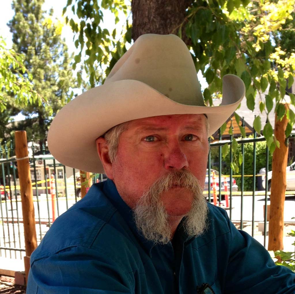 Cowboy poetry  performance will share universal stories