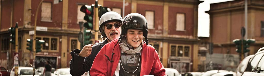 """Scialla!"" (""Easy!"") a comedy directed by Francesco Bruni will be shown in April during the San Diego Italian Film Festival, which will last from January through July at the La Paloma Theatre in Encinitas. Courtesy photo"
