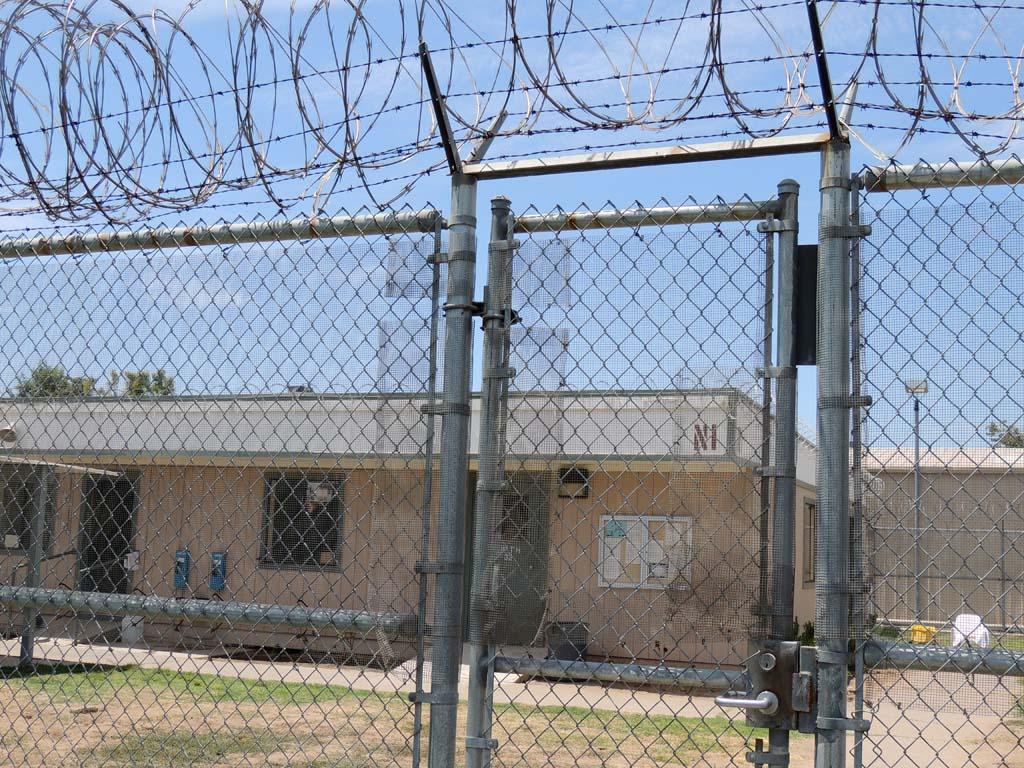 The Sheriff's Department is working to mitigate the safety and health risks of overcrowded jails, while eagerly awaiting the opening of two new facilities. Photo by Rachel Stine