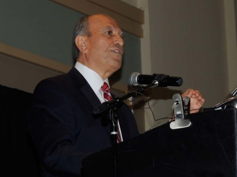 Mayor lauds economic progress in state of city speech