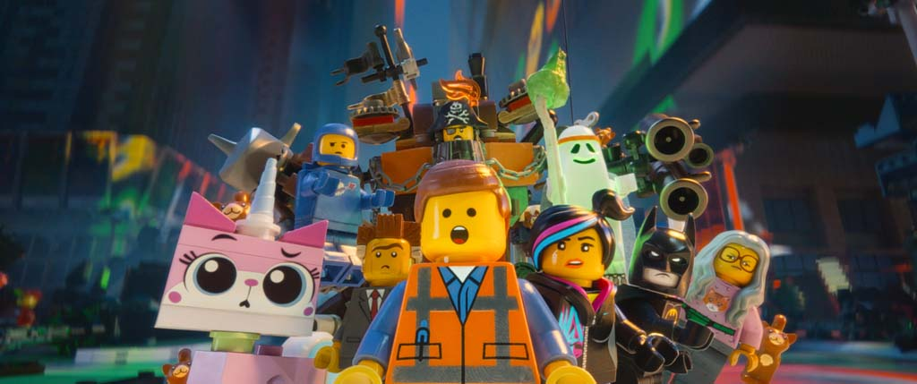 Film review: The building blocks for a good movie