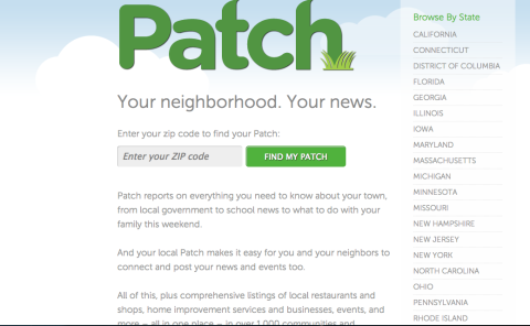 Local Patch editors among those hit by layoffs