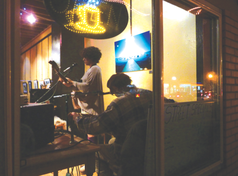 Encinitas open mic night lives on
