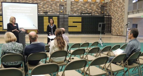 CUSD seeks parent input for spending