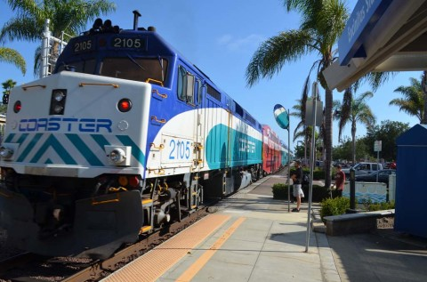 With new agreement, more hopping on Amtrak's Surfliner