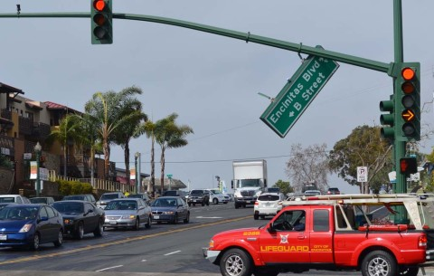 Stormy weather conditions keep safety officials busy