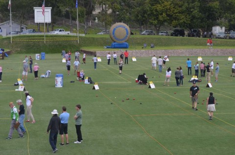 Rotary's Bocce Ball fundraiser another success