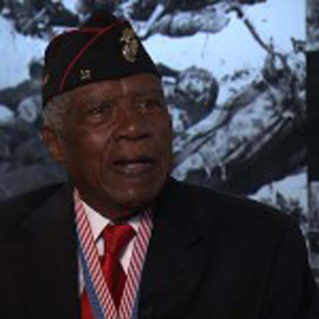 Black History Month Hero J.T. Inge. Courtesy photo