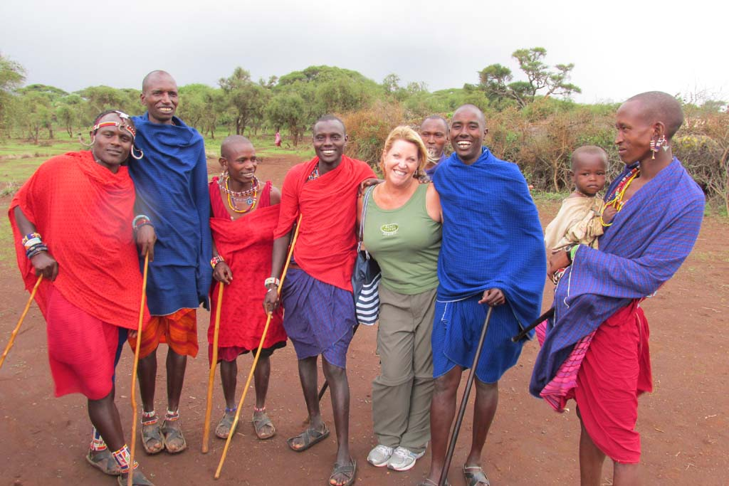Woman highlights international travel with new show