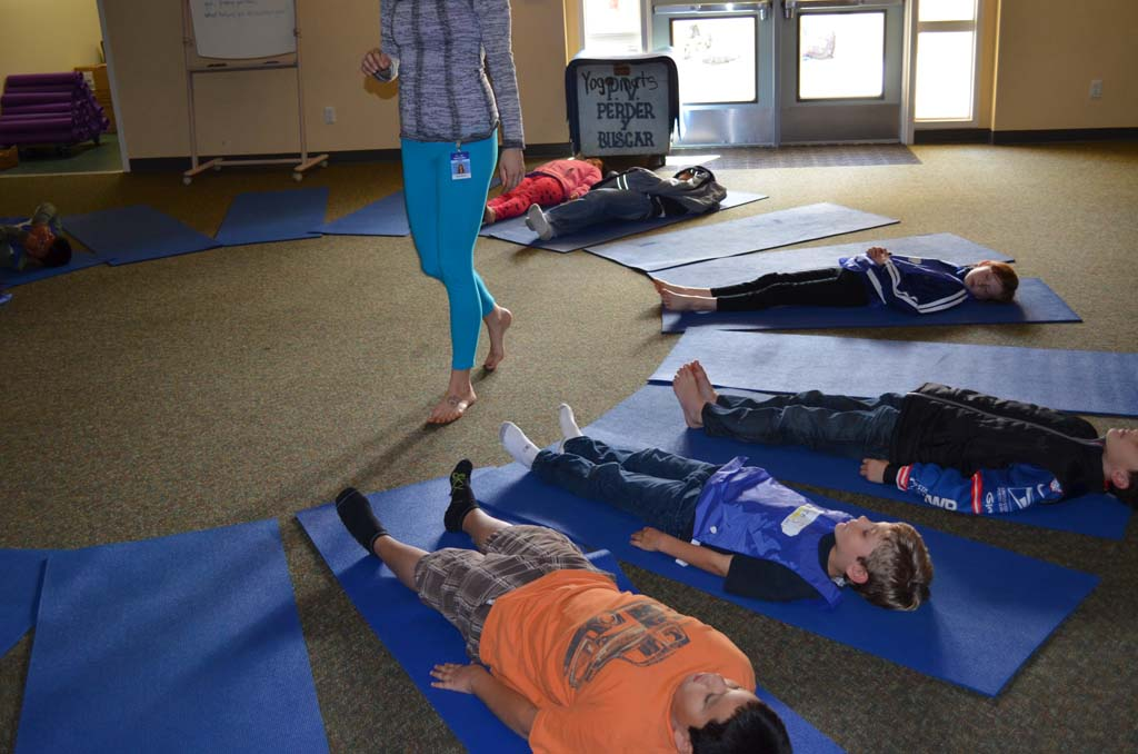 Homegrown yoga program expands to other states