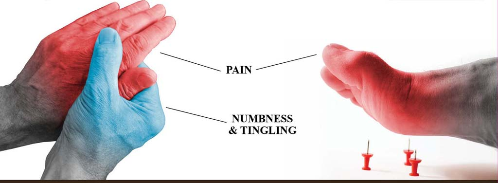 Could this be your solution to neuropathy, numbness or sharp pain?