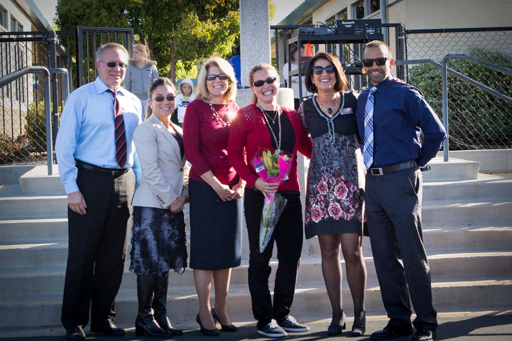 Carlsbad Unified names its Teacher of the Year for 2013-14